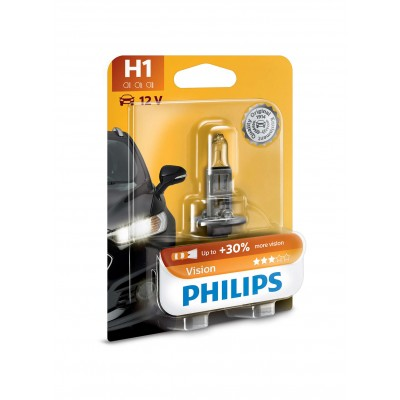 H1 Philips Vision -  12258PRB1